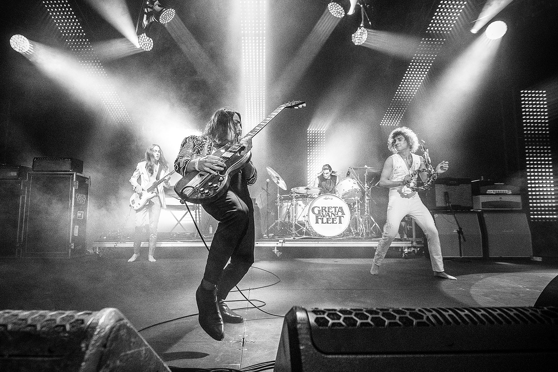 Greta Van Fleet - Los Angeles 2019