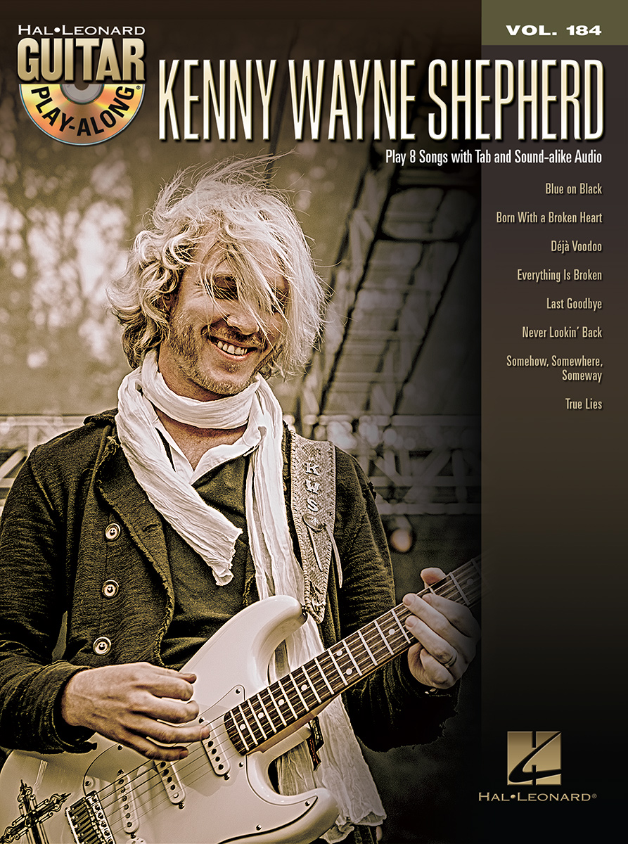 Kenny Wayne Shepherd live at Santa Cruz Blues Festival