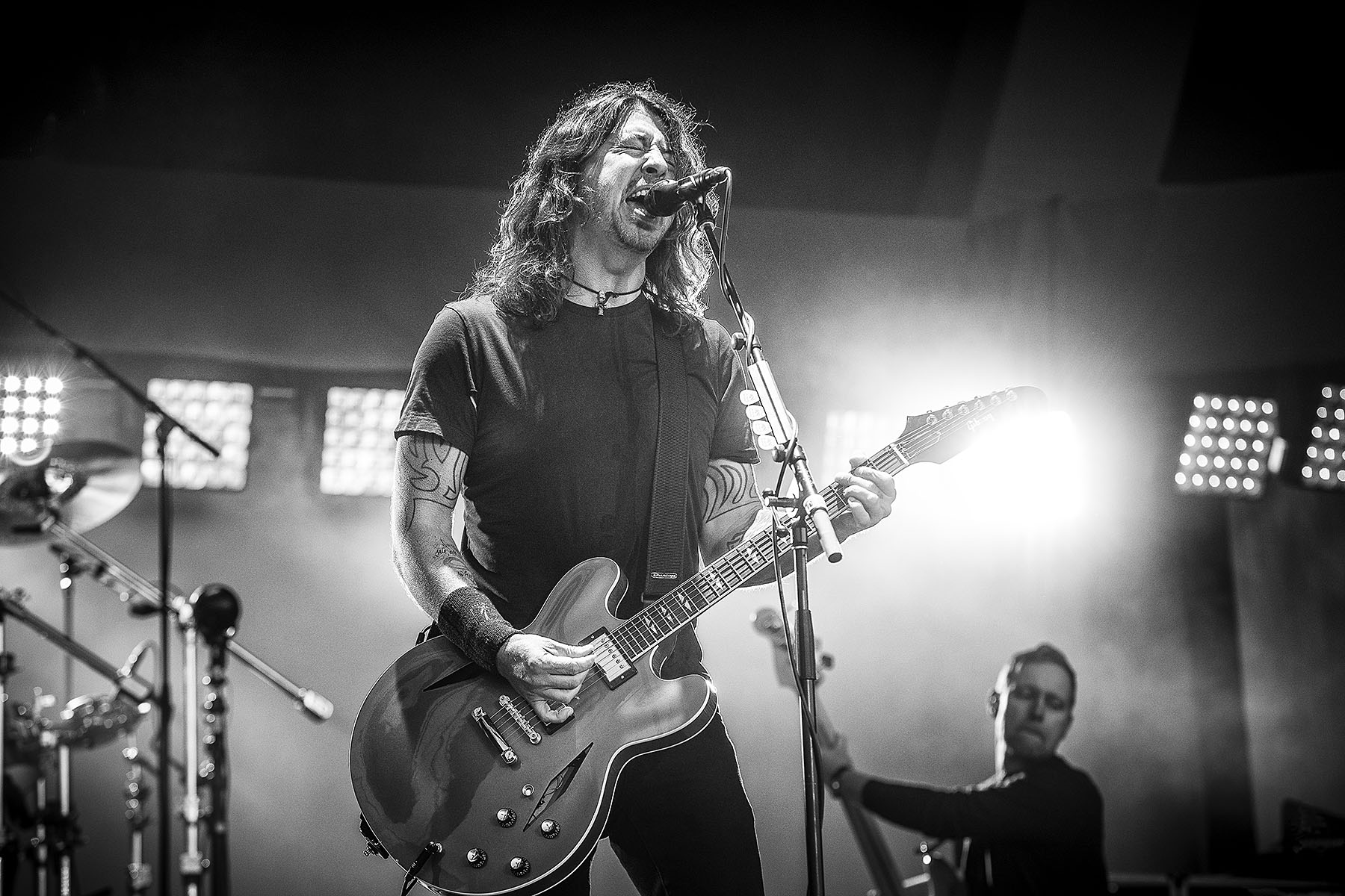 Foo Fighters at BottleRock 2017