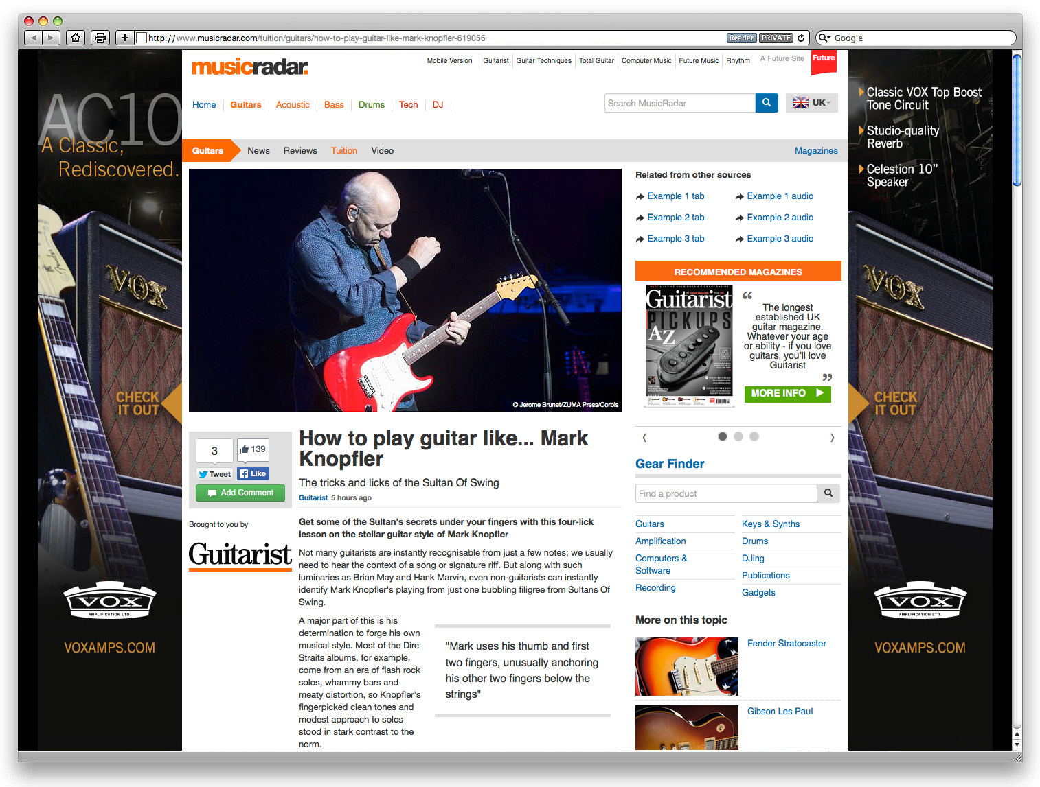 MusicRadar_Mark_Knopfler_Jerome_Brunet_2015