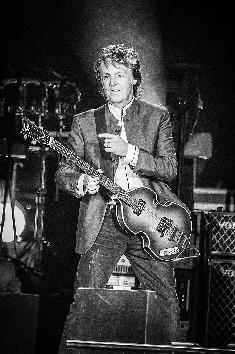 Paul McCartney at Desert Trip