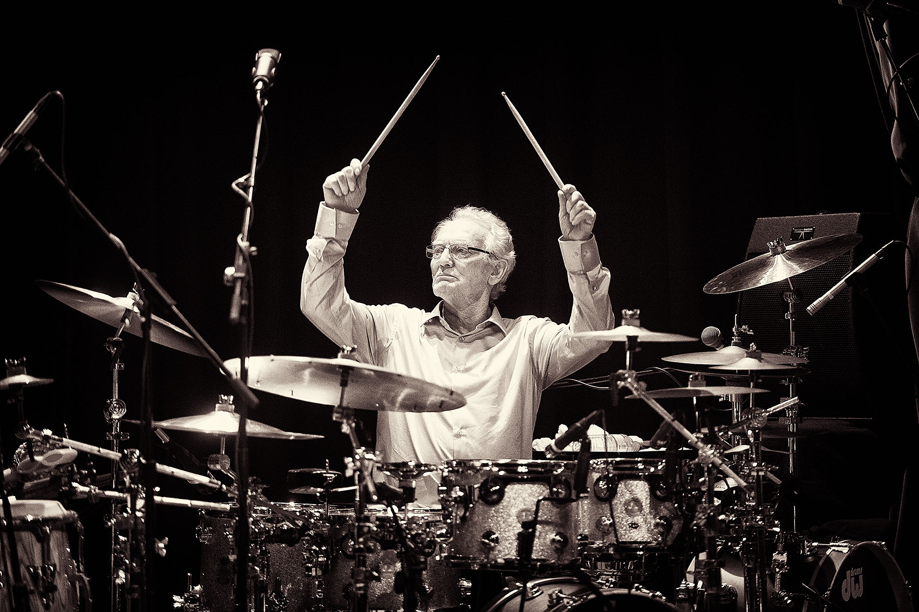 Ginger Baker live in Oakland